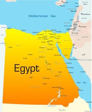 Karte Von ägypten.ägypten Reiseinfos Karte Geschichte Des Landes