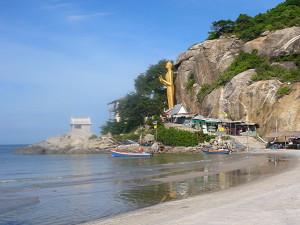 Badeort Hua Hin - Thailand