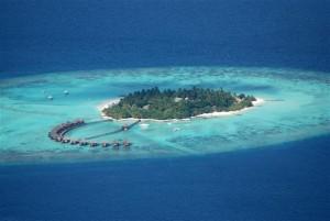 Hotelinsel Fihalhohi - Malediven