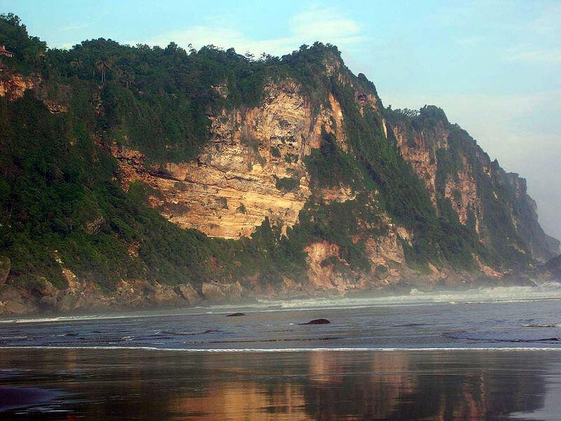 Parangtritis Beach in Yogyakarta