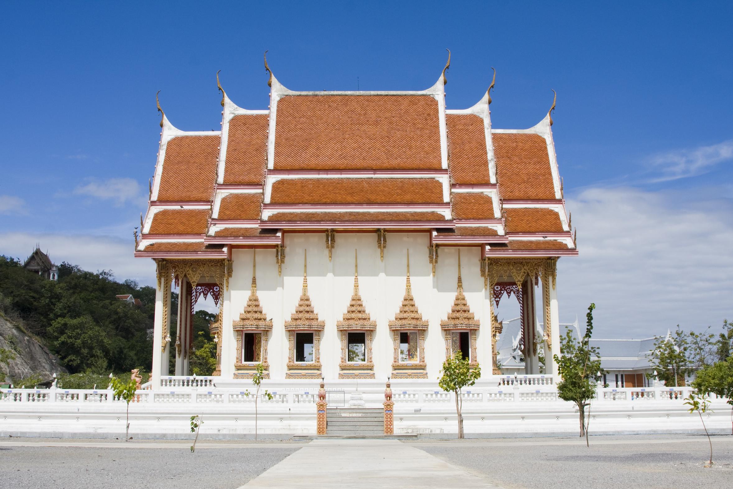 Buddhistischer Tempel in Hua Hin - Thailand