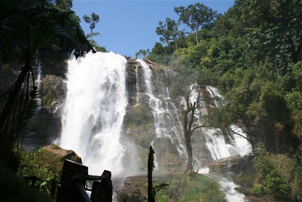 Wasserfall Doi Inthanon