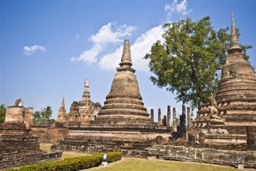Tempelanlage Wat Mahathat