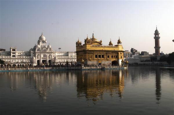 Goldener Tempel  Amritsar - Indien
