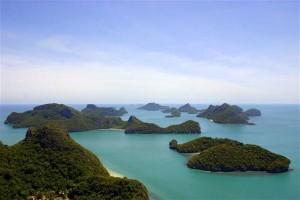 Ang Thong Marine National Park - Koh Samui