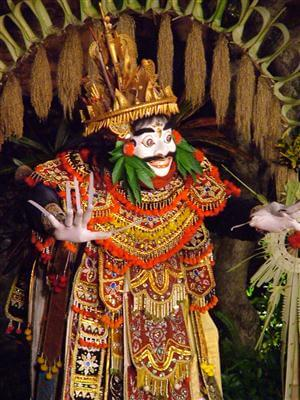 Barong Tanz - Indonesien