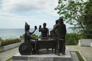 Blood Compact Monument, Bohol