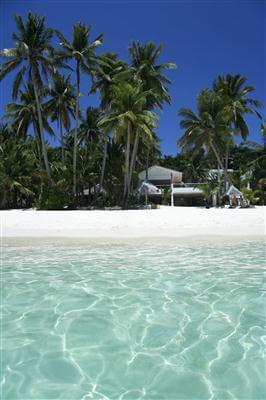 Weißer Sandstrand, Boracay