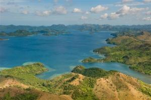 Coron Island auf den Philippinen