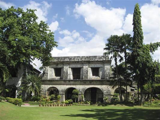 Festung Fuerza de San Petro bei Cebu City