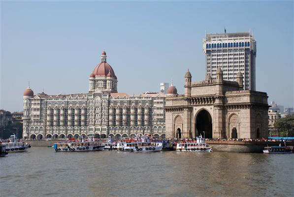 Gate of India, Mumbai - Indien