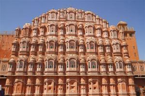 Hawa Mahal, Jaipur - Indien
