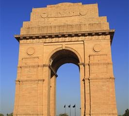 India Gate, Neu Delhi - Indien
