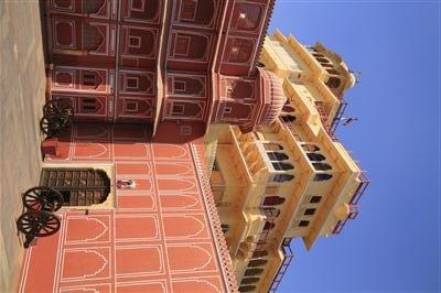 Stadtpalast in Jaisalmer