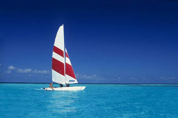 Katamaran - Malediven