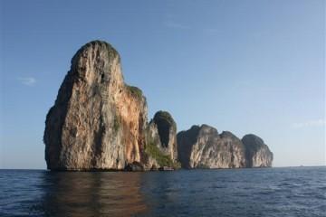 Felseninsel von Koh Phi Phi