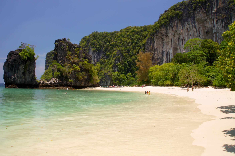 Bucht Lagune Krabi