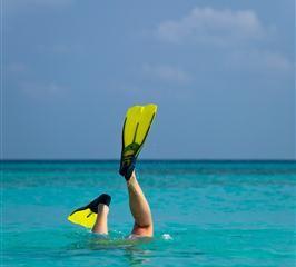 Tauchen auf Kuredu - Malediven