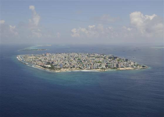 Malé City - Malediven