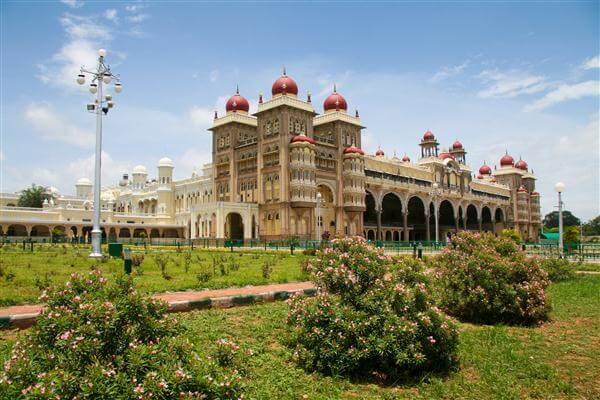 Mysore Palast, Bangalore - Indien