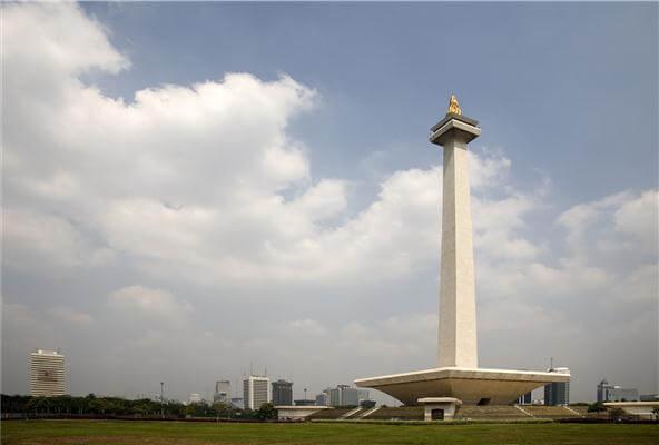 National Monument Jakarta - Indonesien