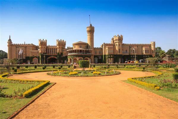 Bangalore Palast und Garten - Indien