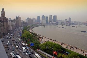 Bund von Shanghai - Shanghai