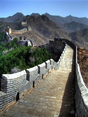 Die Chinesische Mauer - China