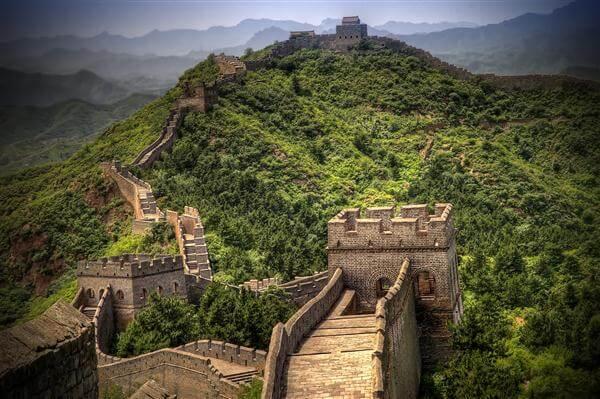Chinesische Mauer - China