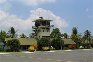 Kleiner Flughafen - Indonesien