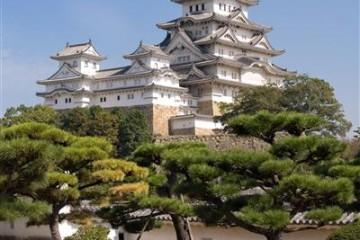 Die Burg Himeji
