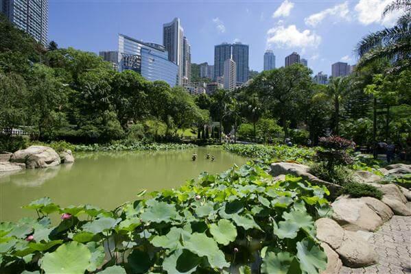 Hong Kong Park - China