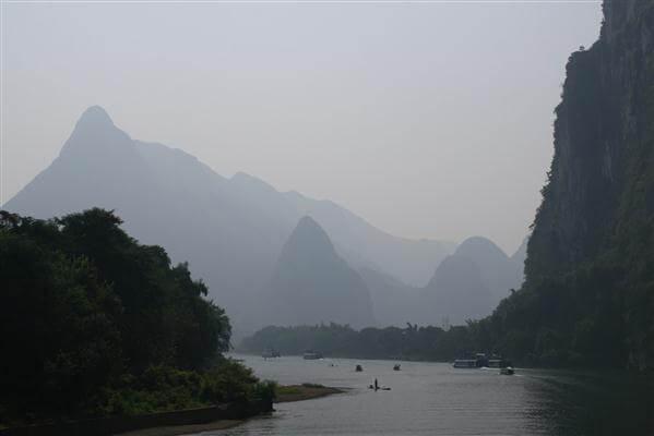 Jangtsekiang - China