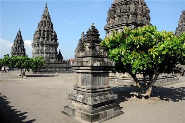 Prambanan Tempelanlagen