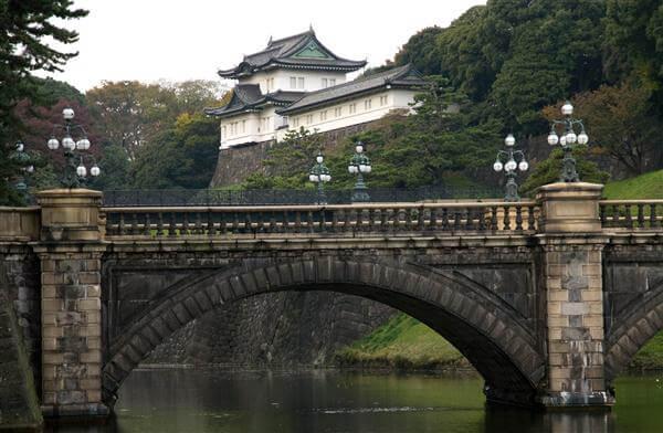 Kaiserpalast - Tokyo