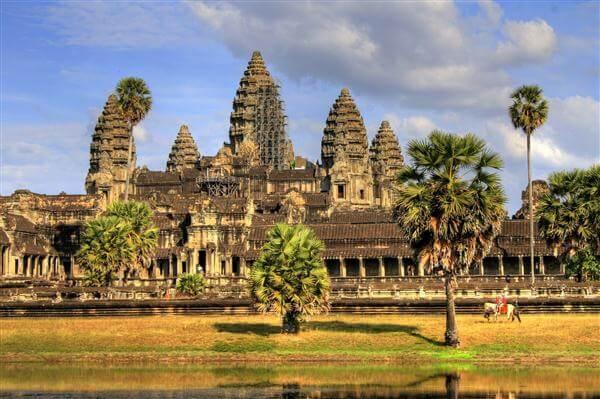 kambodscha angkorwat