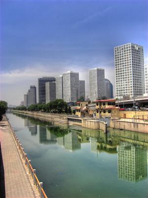 Kaiserkanal - Peking