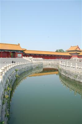Der Kaiserkanal zur Verbotenen Stadt