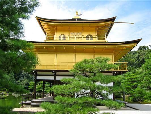Tempelanlage Kinkaku-ji