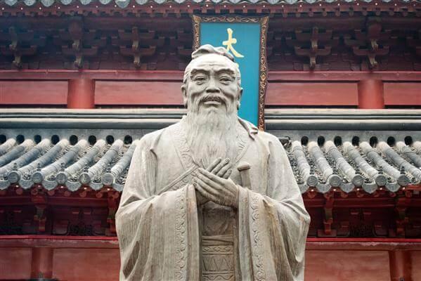 Konfuzius, Nanjing - China