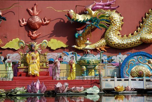Tempel des Konfuzius - China