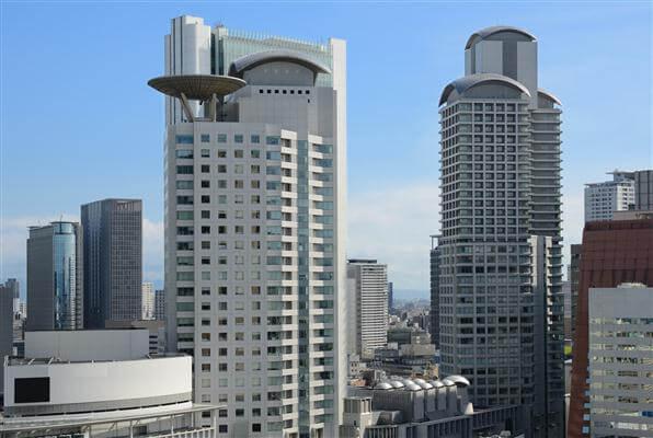 Osaka Skyline - Japan