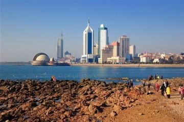 Qingdao Skyline - China