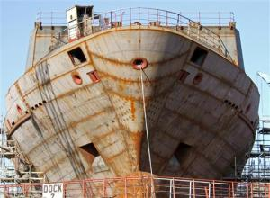Schiffsbau, Palembang - Indonesien
