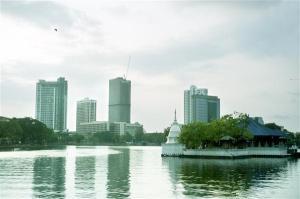 Hauptstadt Colombo, Sri Lanka - Sri Lanka