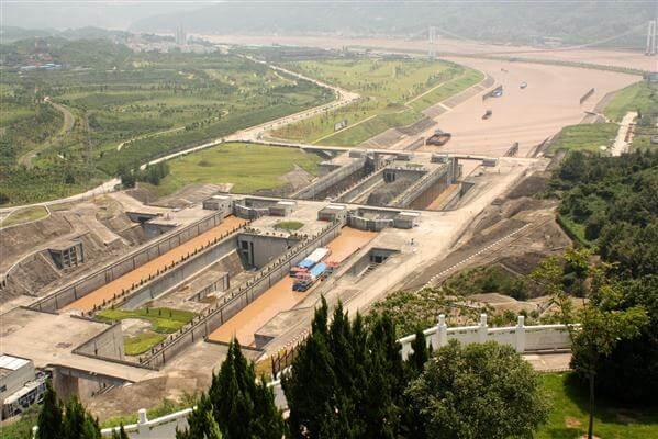 Drei-Schluchten-Staudamm - Chongqing
