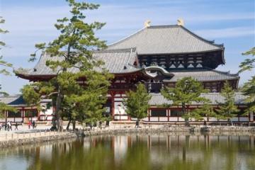 Nara Todaiji Tempel