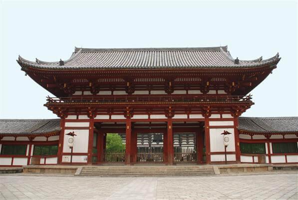 buddhistische Tempelanlage Todai-ji