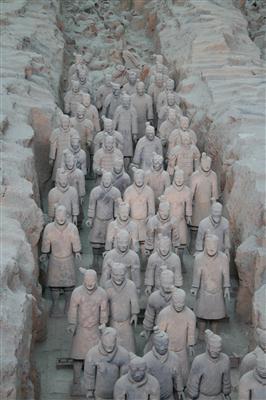 Terrakotta Armee - China