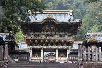 Schrein Nikko Tosho-gu - Japan